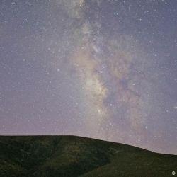 La bola de fuego iluminó durante varios segundos el cielo de la comunidad autónoma española de Galicia.