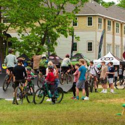 Betonville es una ciudad ideal para los amantes de las bicicletas, ya sea recreativos o deportistas amateurs o profesionales.