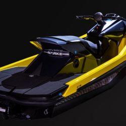 Una moto de agua de este estilo puede entrar a áreas marinas protegidas o prohibidas para embarcaciones tradicionales.