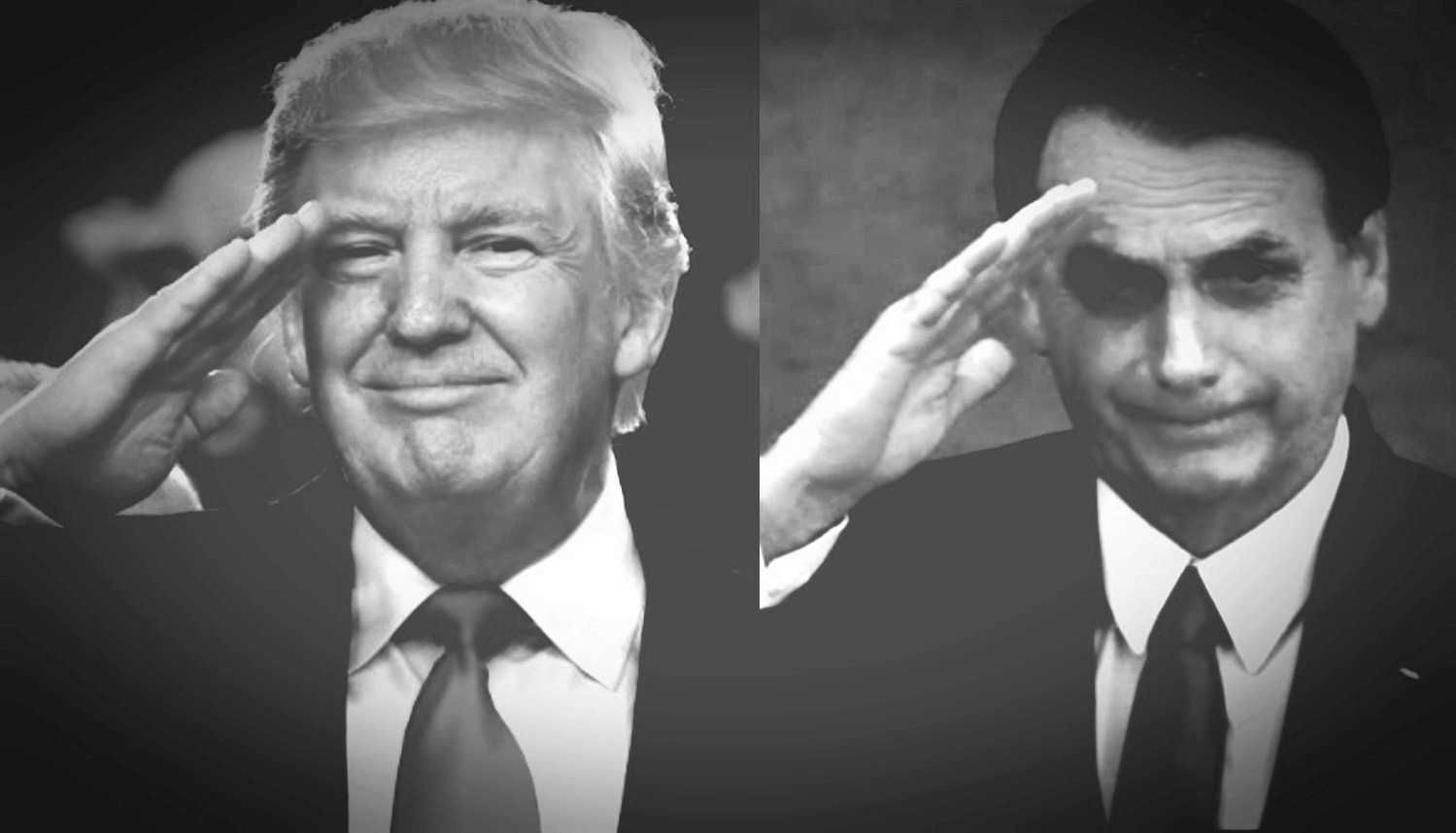 Donald Trump/Jair Bolsonaro