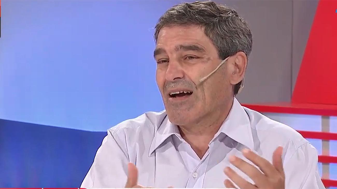Fernan Quiroz, ministro de salud de CABA