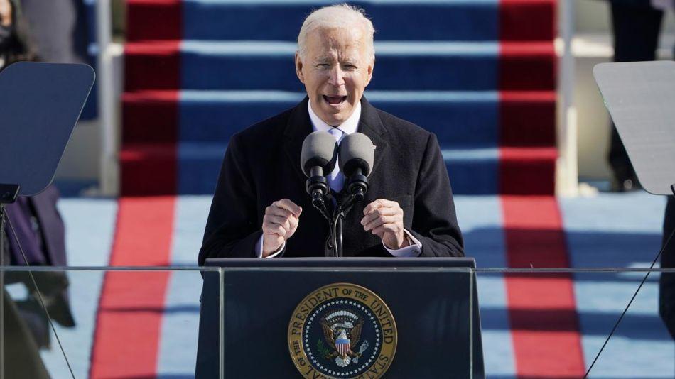 Asunción de Joe Biden 20210120