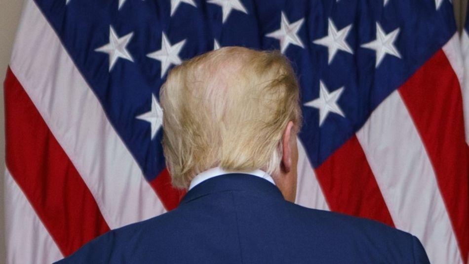 Donald Trump Muertes Covid