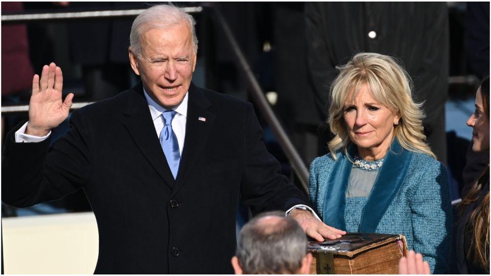 Joe Biden es el nuevo presidente de los Estados Unidos.