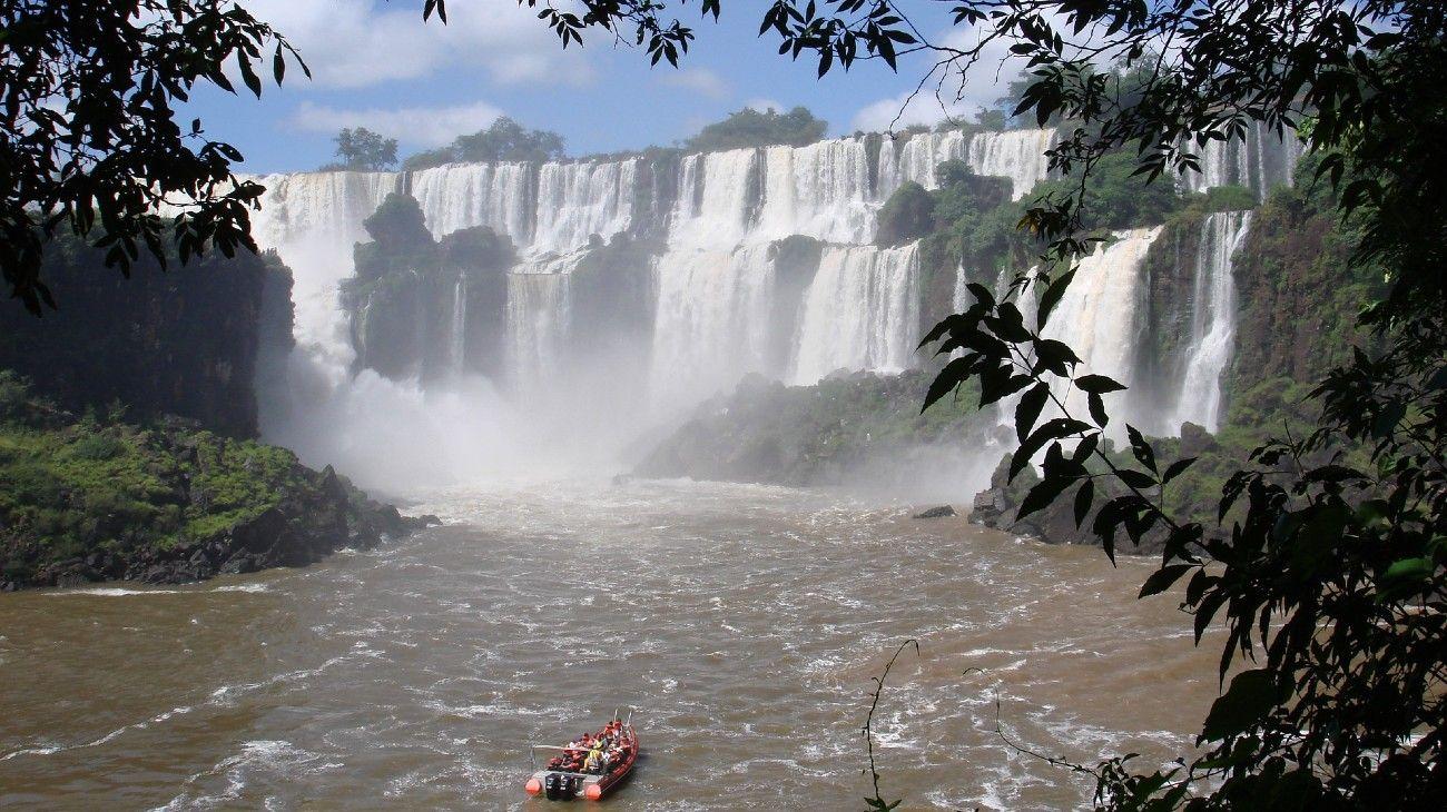 Cataratas del Iguazú, Maravilla Natural del Mundo