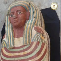 El libro fue encontrado entre las tumbas descubiertas en un templo egipcio recientemente hallado en Saqqara.