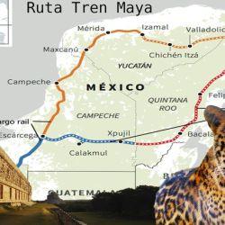 En el segundo tramo, que conecta a esta última con Calkiní, en el límite con Yucatán, fueron hallados 2.700 yacimientos.