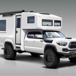 Bautizado como BCT, el módulo ha sido diseñado para ser montado en una Toyota Tacoma TRD Sport o TRD Pro.