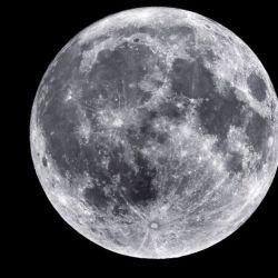 Próxima luna llena 28 de enero