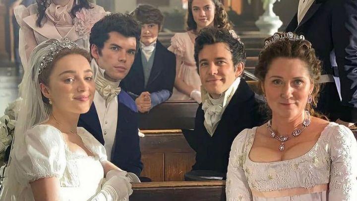 Bridgerton, la serie de época de Netlfix, fue renovada para dos temporadas más