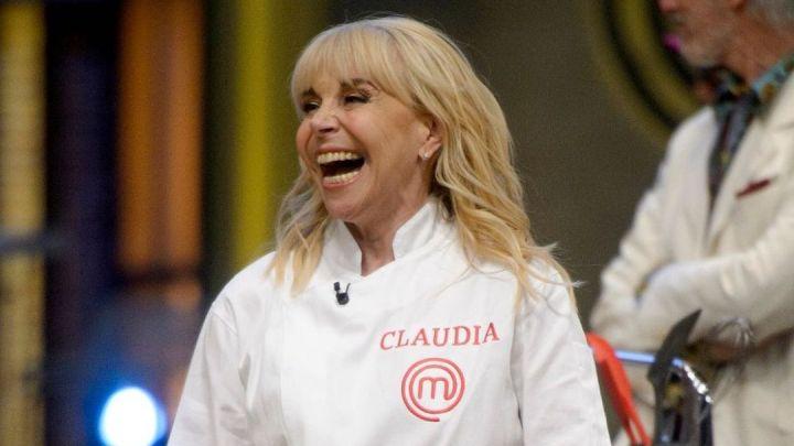 Tras el éxito en Masterchef: Claudia Villafañe, campeona en un concurso de cocina coreana
