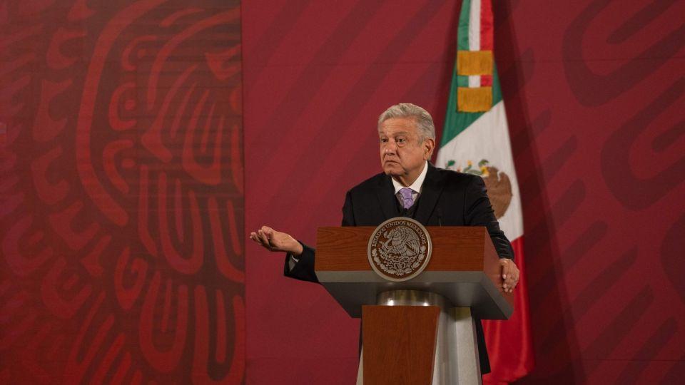 President Lopez Obrador Holds Daily Press Briefing