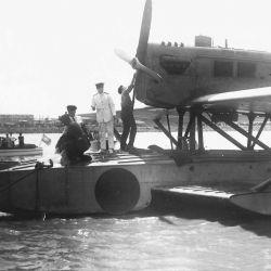 El 22 de enero de 1926, el Plus Ultra acuatizaba en Buenos Aires, ante la sorpresa de miles de porteños..