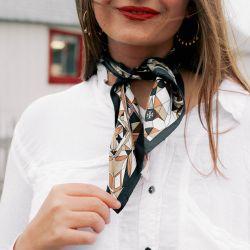 Ideas para usar tu pañuelo