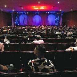 Los teatros de Mar del Plata, con aforo del 30 por ciento.  | Foto:CEDOC
