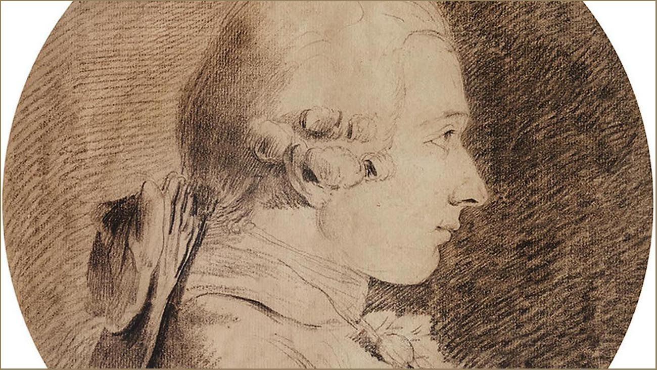 Donatien Alphonse François de Sade (París, 1740 - Val-de-Marne, 1814).