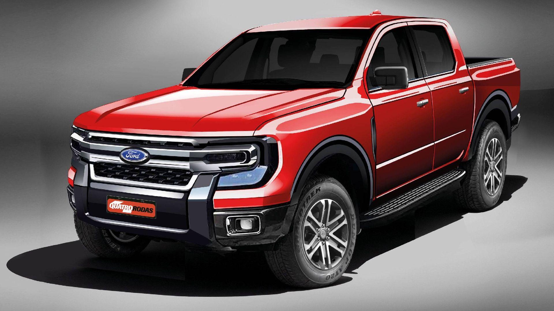¿Cuáles serán las motorizaciones de la nueva Ford Ranger?