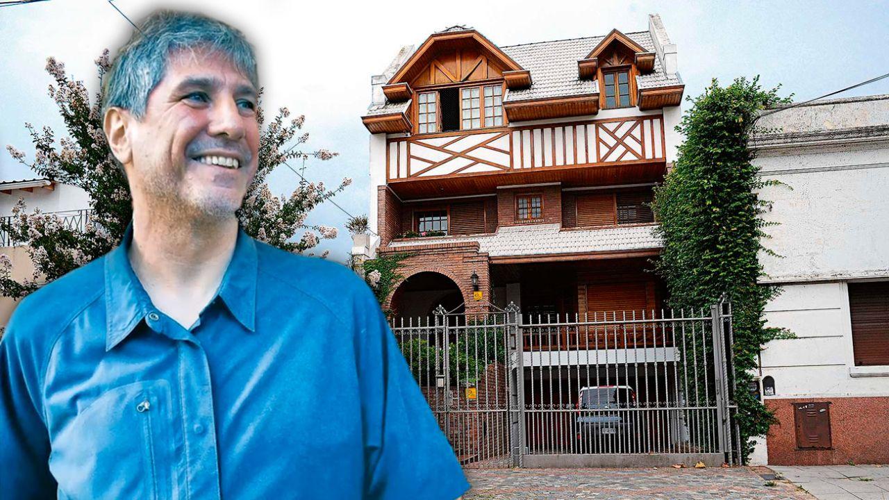 La casa de Amado Boudou por dentro   Foto:Cedoc