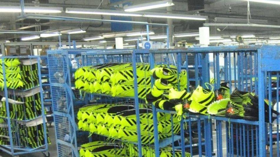 Planta Adidas