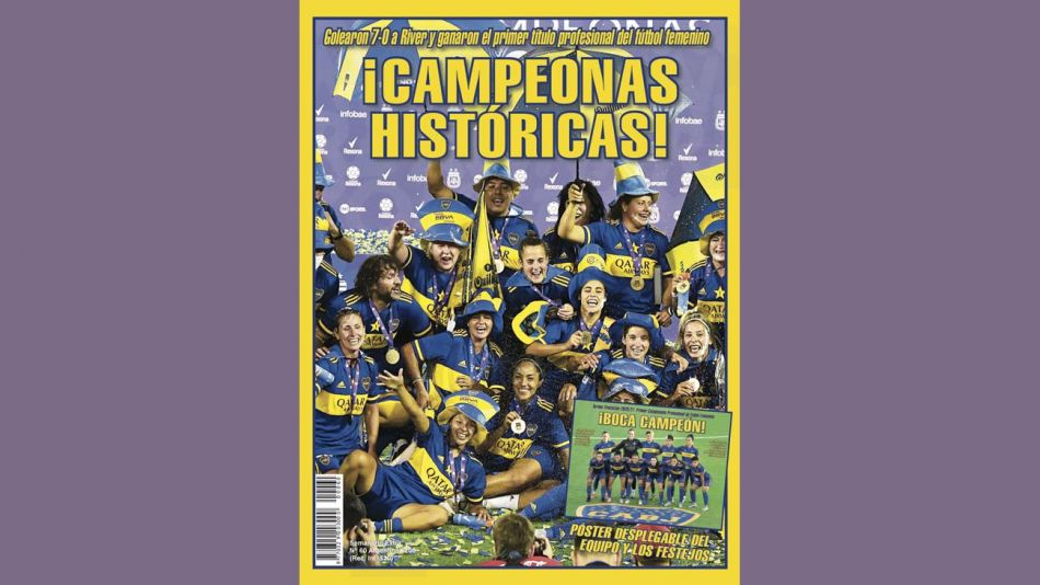 Reviposter Boca Campeón 20210122