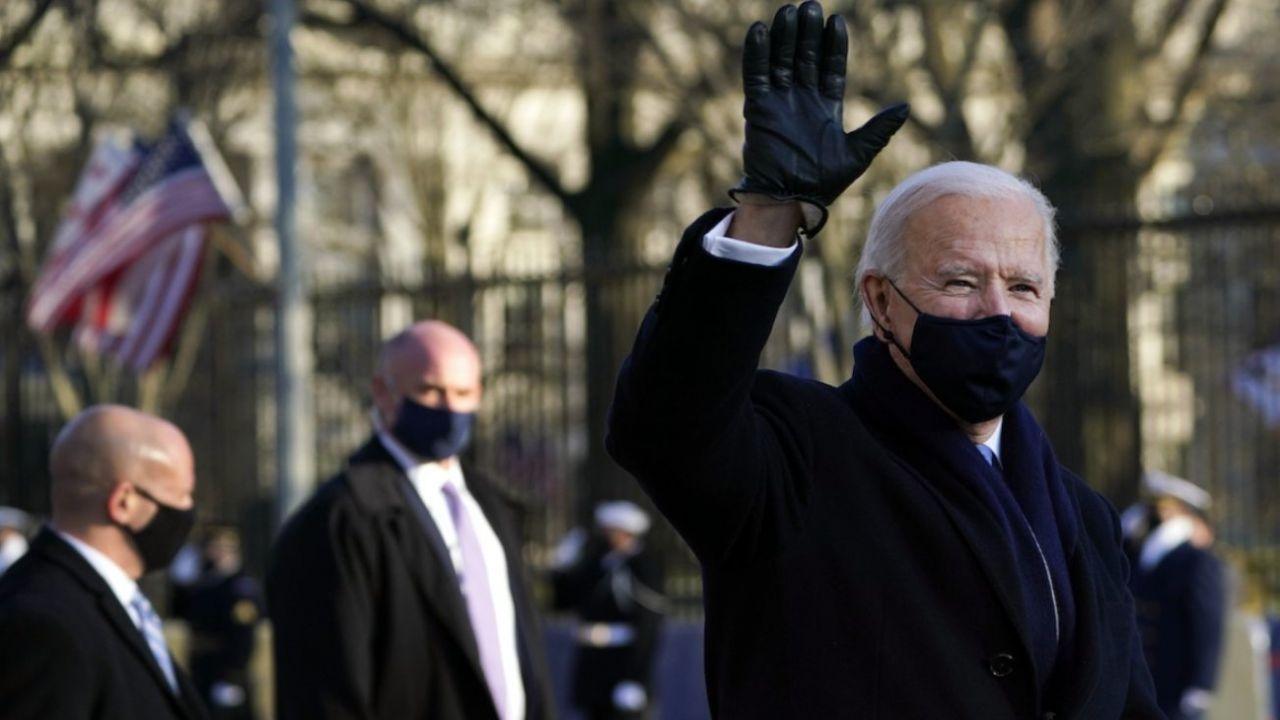 Biden arranca su presidencia bajo el fantasma de los rebeldes trumpistas