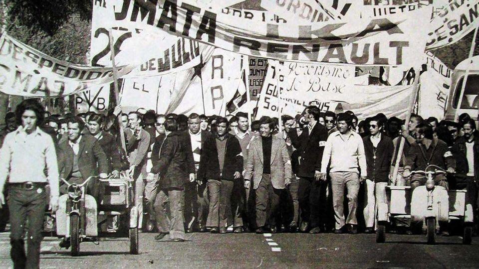 Córdoba. Los diferentes grupos sindicales, tanto moderados como radicalizados, lideraron expresiones de rechazo a las medidas de un nuevo interventor, una situación que hasta derribó a un presidente.