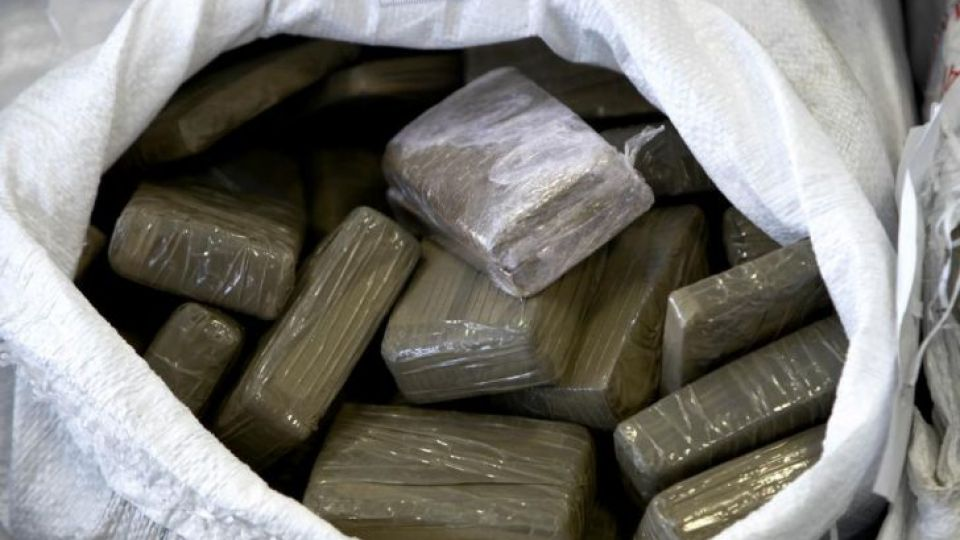 HACHÍS. La carga de más de 7.000 kilos del estupefaciente fue detectada en la frontera entre Marruecos y Mauritania.