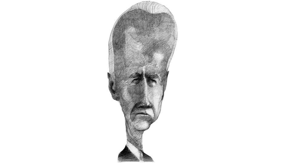 El empleado del mes, Joe Biden.