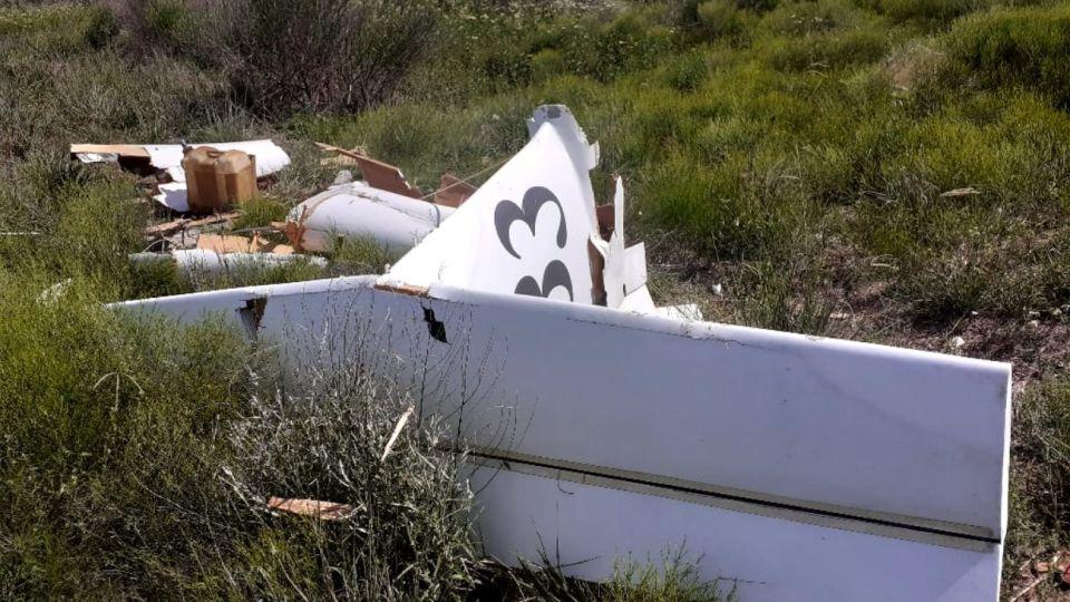 Cayó una avioneta en un campo y murió el piloto, que era un músico rosarino.