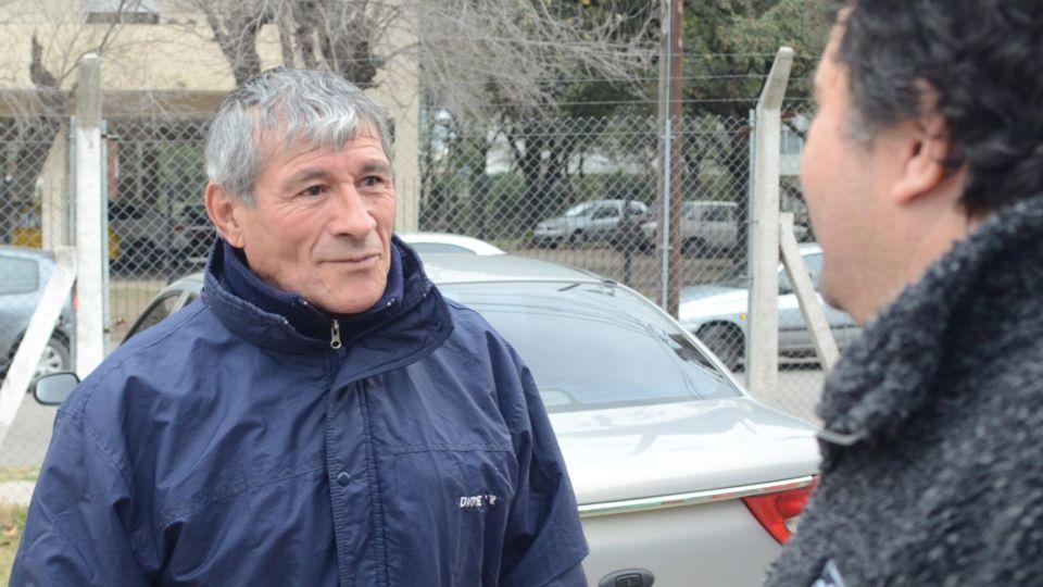Inolvidable. Así califica Oviedo el viaje a África de 1976. Dos años más tarde se consagraría campeón en el Mundial.