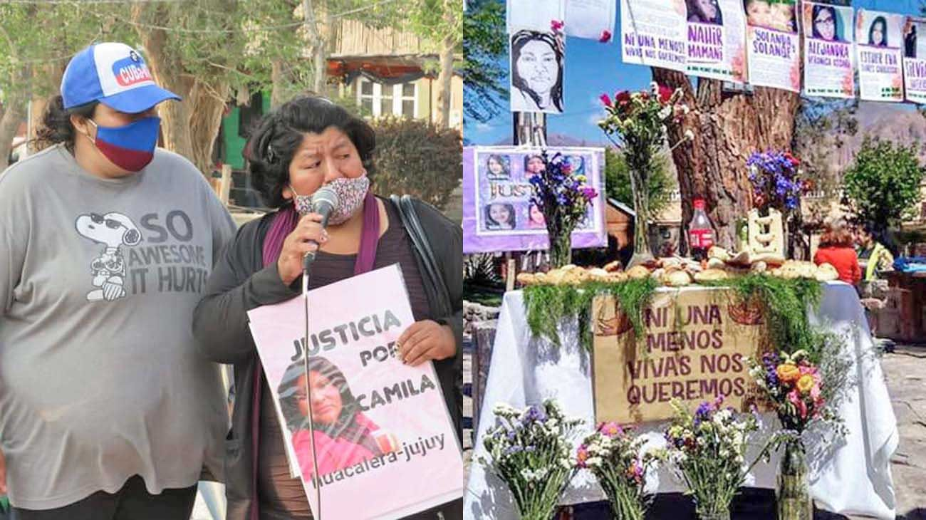 Víctima. Camila fue asesinada el 5 de marzo pasado. Su familia contrató a un perito de parte cuando el informe del médico Ricardo Alba descartó el femicidio.