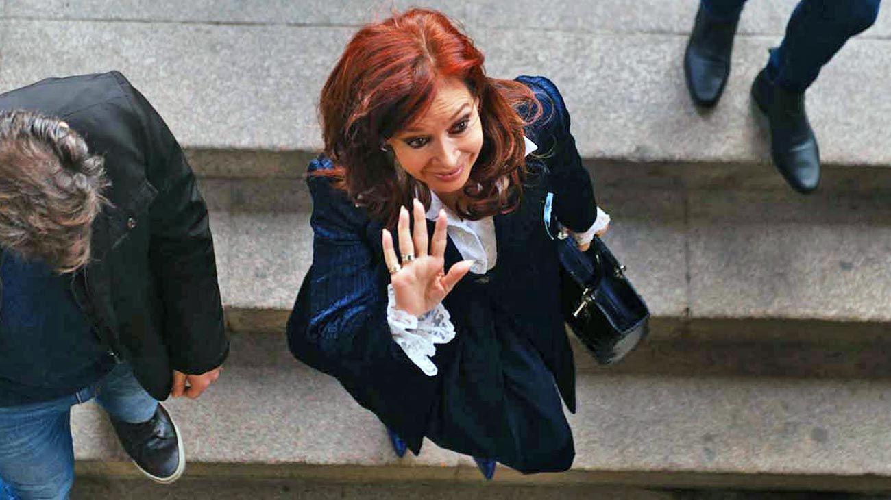 Cristina. En la Corte residen varios planteos de su defensa.