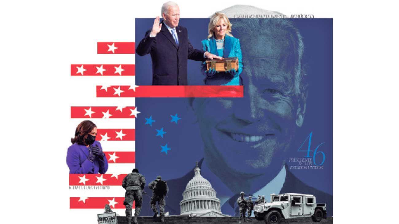 El periodista Evan Osnos brinda un análisis conciso e incisivo del nuevo presidente de Estados Unidos.