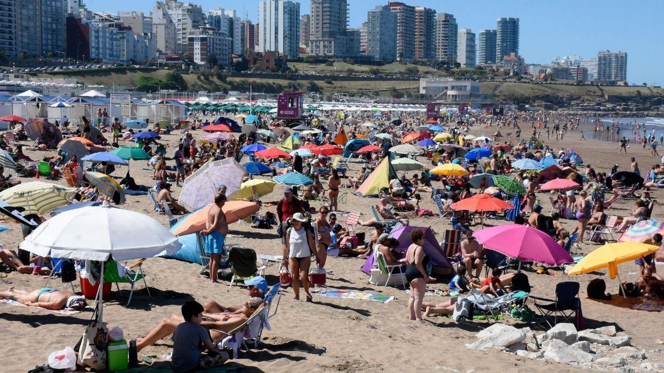Mar del Plata es el destino turístico más elegido.