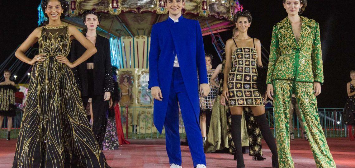 Lo mejor del desfile de Jorge Rey en la Costa Fashion Experience