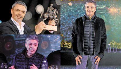 Carrera. Detrás de cámara, Sebastián ha generado una popular vida como narrador. El director asegura que las plataformas son cruciales.