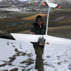 La prueba se realizó el pasado 19 de enero en Parker Mountain, al norte de Los Ángeles.