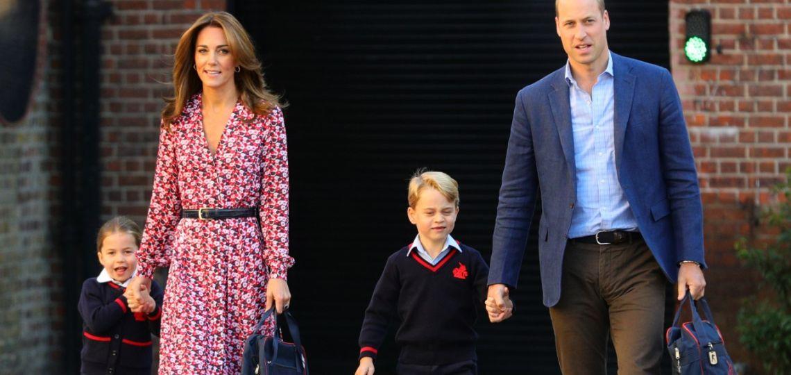 Conocé al nuevo integrante de la familia de Kate Middleton y el príncipe William