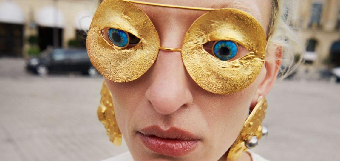 Los looks más impresionantes de la nueva colección de Schiaparelli