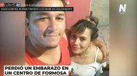 Zunilda Gómez habla de la pérdida de su embarazo en un centro de aislamiento