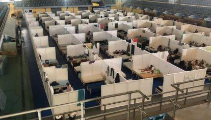 Polémica por las condiciones de los centros de aislamiento de Formosa.