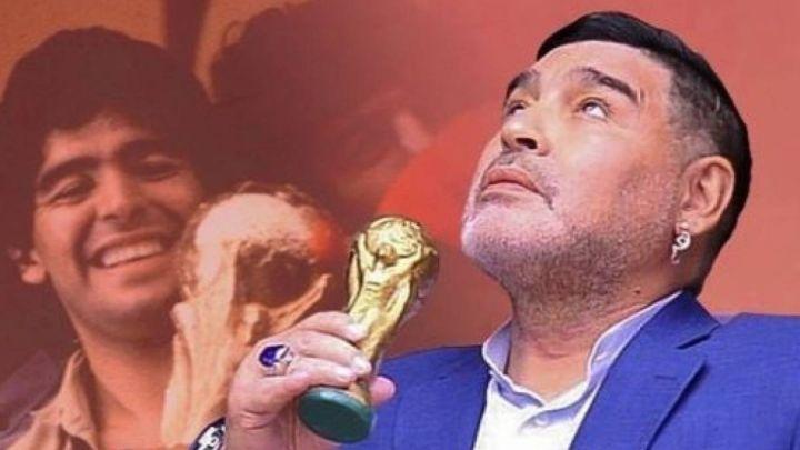Conocé cuál era la obsesión de Diego Maradona hasta el día de su muerte