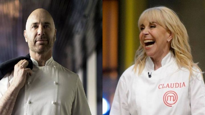 El plato con el que Claudia Villafañe ganó en Masterchef ya lo servía Martitegui en su restaurante