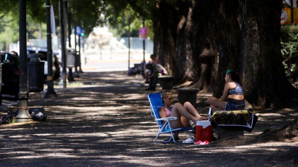 Se espera un día caluroso en la Ciudad de Buenos Aires