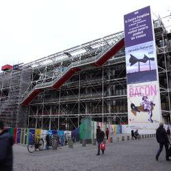 Centro Pompidou | Foto:Cedoc