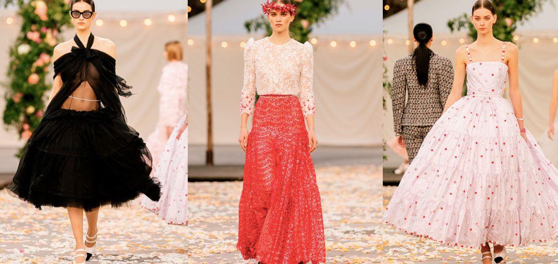 Chanel: lo mejor del desfile Alta Costura primavera-verano 2021
