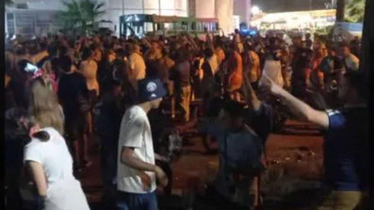 Fiesta clandestina en Mendoza | Foto:cedoc