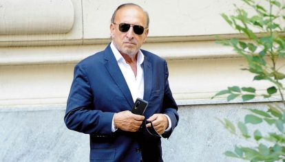 "Mauricio Filiberti, el misterioso ""Señor Cloro"""