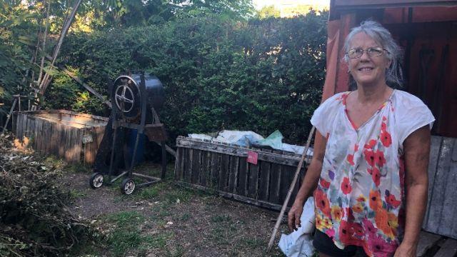 Abuela compostera