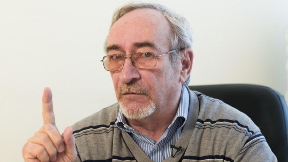 Leonid Rink, el químico ruso creador del agente nervioso Novichok.